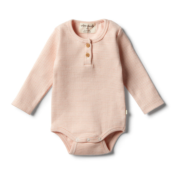 Organic Desert Flower Bodysuit - Wilson and Frenchy