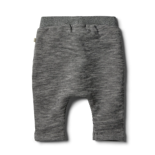 Grey Speckle Sweat Pant - Wilson and Frenchy