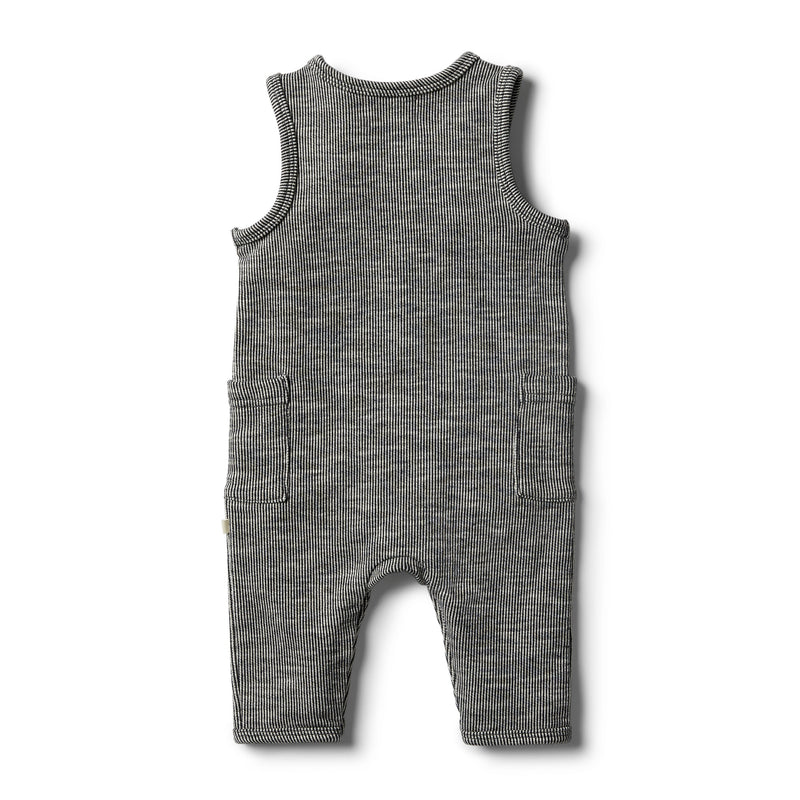 Grey Speckle Growsuit - Wilson and Frenchy