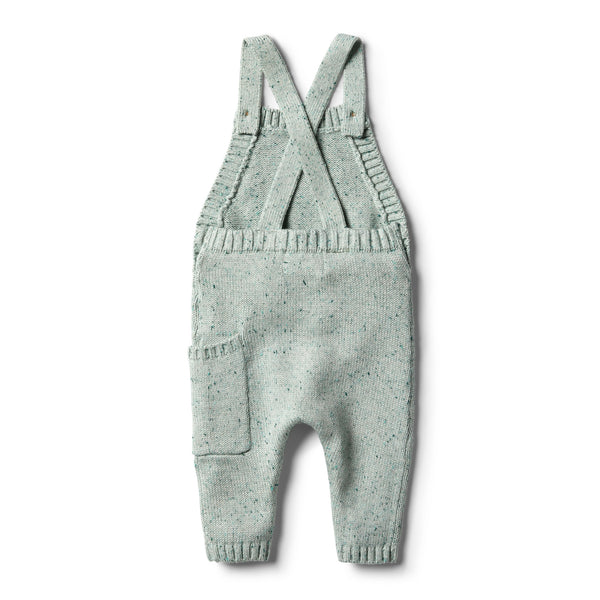 Fern Knitted Overall - Wilson and Frenchy