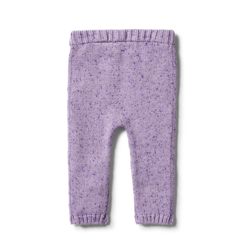 Knitted Legging