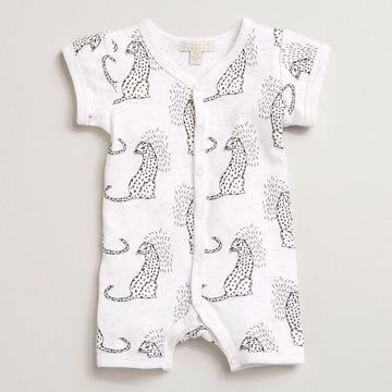LITTLE LEOPARD GROWSUIT - Wilson and Frenchy