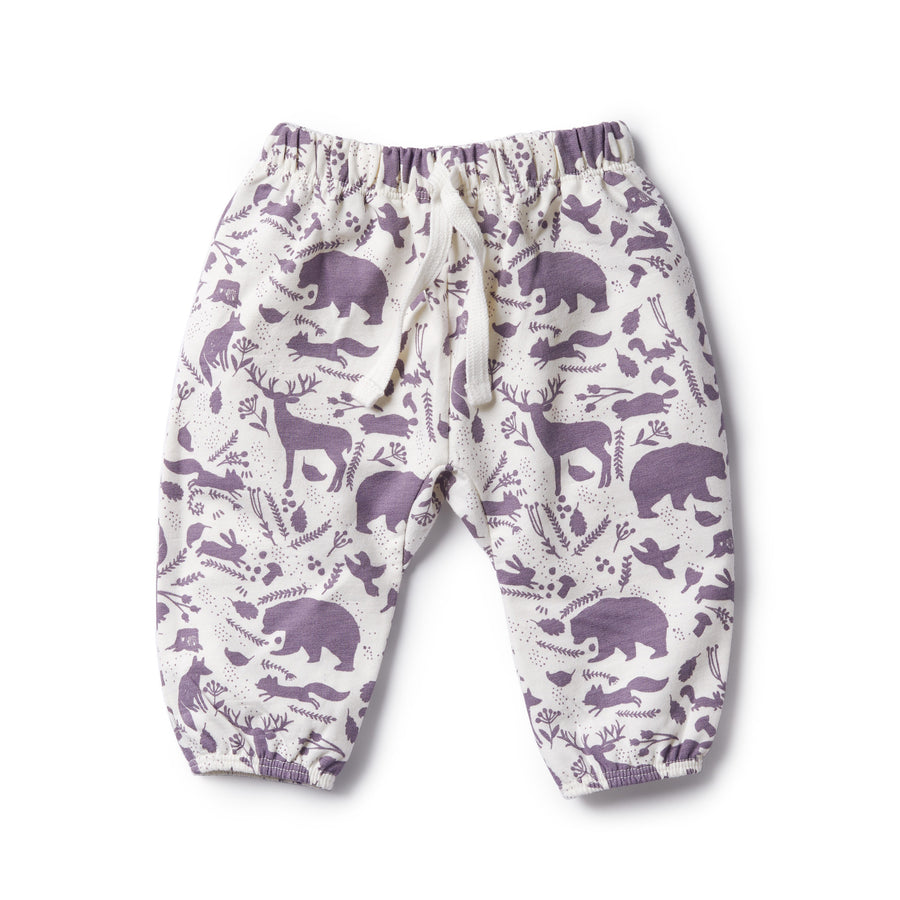 GIRLS WILD WOODS SLOUCH PANT - Wilson and Frenchy