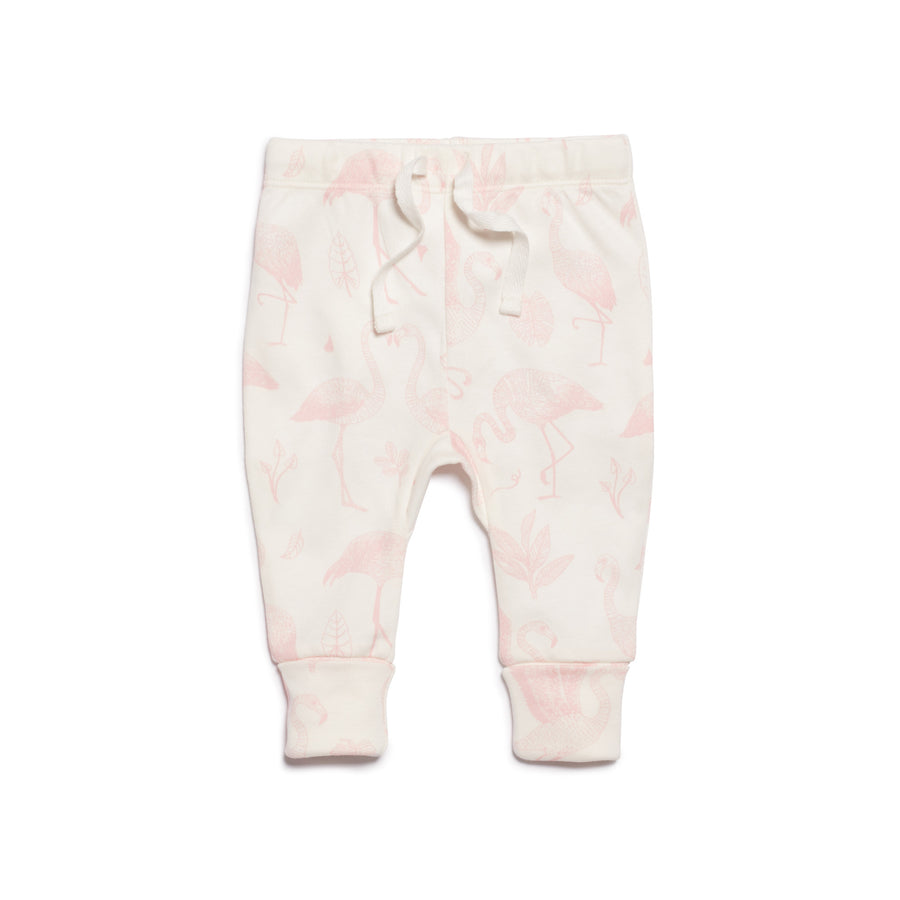 FLAMINGO  PANT - Wilson and Frenchy