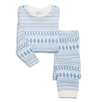 MOON AZTEC PYJAMA SET - Wilson and Frenchy