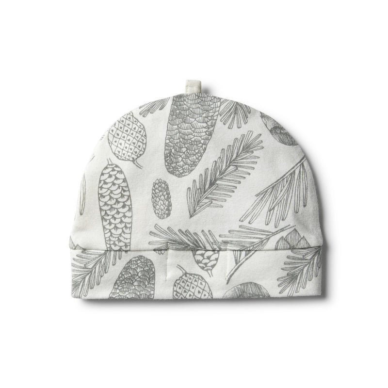 Organic Little Spruce Beanie - Wilson and Frenchy