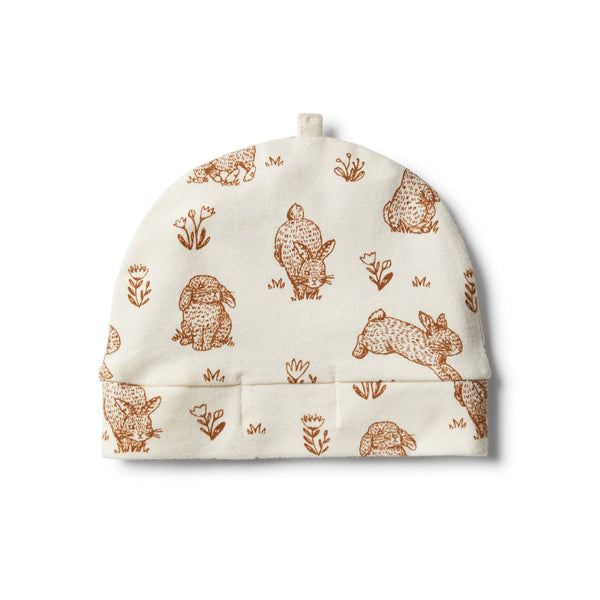 Organic Little Hop Beanie - Wilson and Frenchy