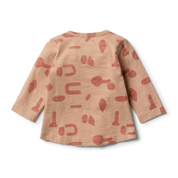 Cut N Paste Smock Top - Wilson and Frenchy