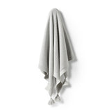 Cloud Grey Rib Blanket - Wilson and Frenchy