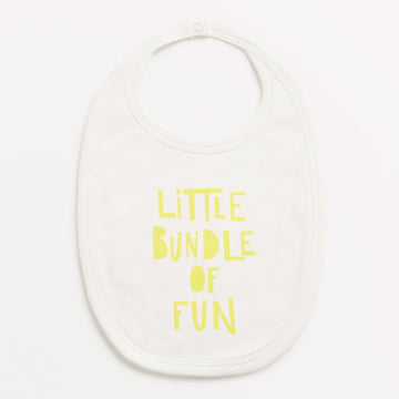 BUNDLE OF FUN BIB - Wilson and Frenchy