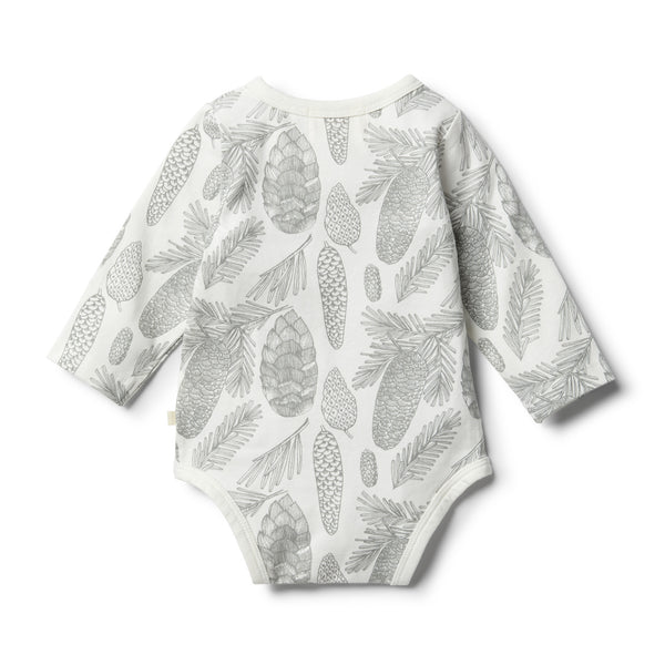 Organic Little Spruce Bodysuit - Wilson and Frenchy