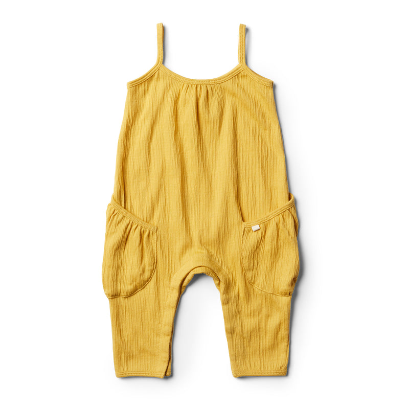 Jojoba Singlet Jumpsuit - Wilson and Frenchy
