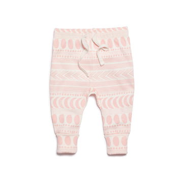 PINK MOON AZTEC   PANT-LEGGING-Wilson and Frenchy