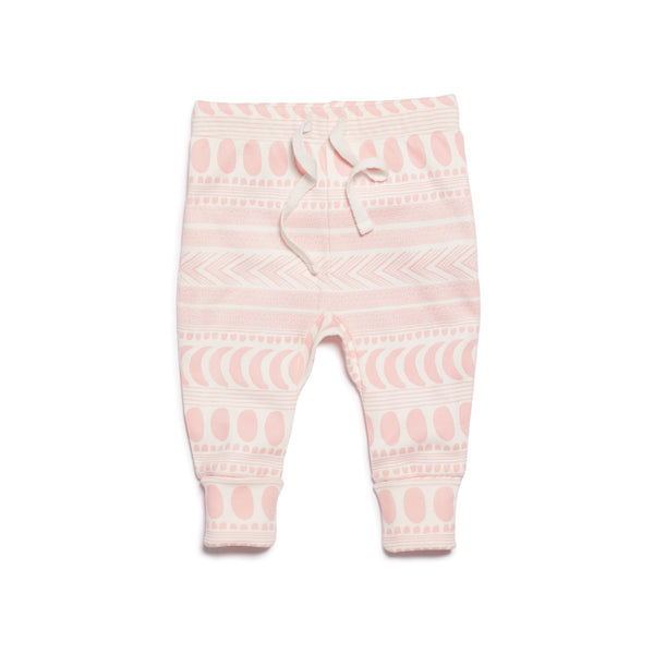 PINK MOON AZTEC    PANT - Wilson and Frenchy