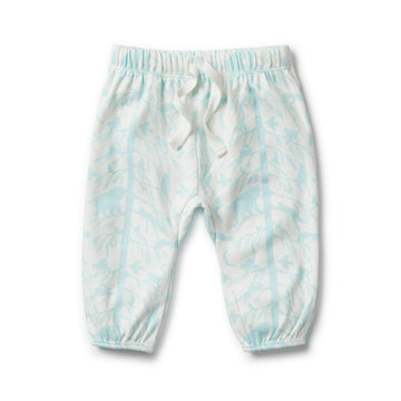 BLUE ADVENTURE AWAITS SLOUCH PANT-SLOUCH PANT-Wilson and Frenchy
