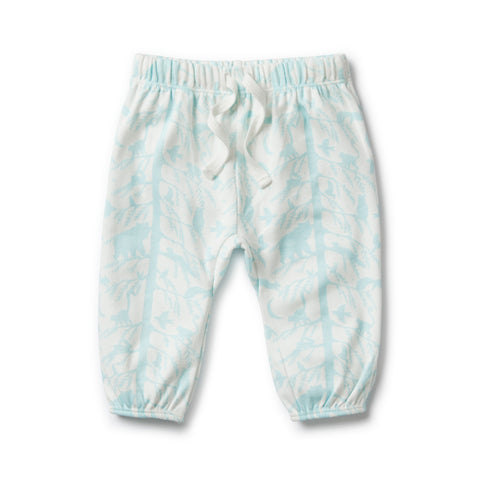 BLUE ADVENTURE AWAITS SLOUCH PANTS