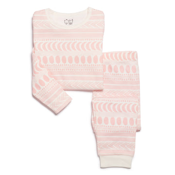 PINK MOON AZTEC PYJAMA SET-Wilson and Frenchy