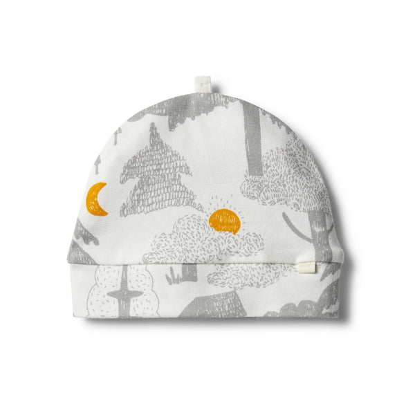 Organic Little Wander Beanie - Wilson and Frenchy