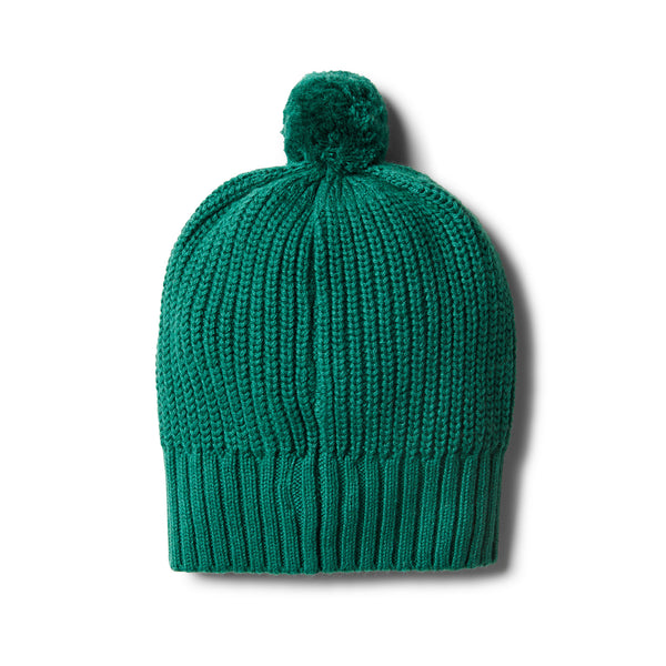Fern Rib Knitted Hat - Wilson and Frenchy