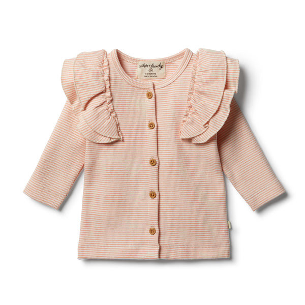 Organic Desert Flower Cardigan - Wilson and Frenchy