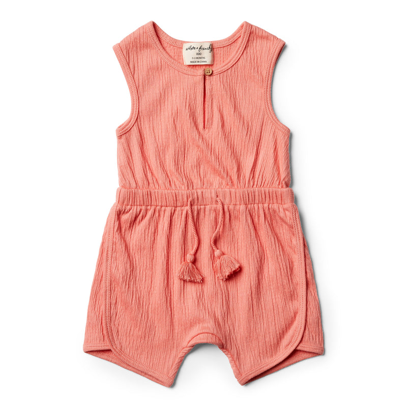Watermelon Playsuit - Wilson and Frenchy