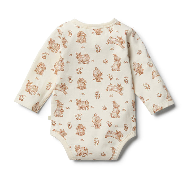 Organic Little Hop Bodysuit - Wilson and Frenchy