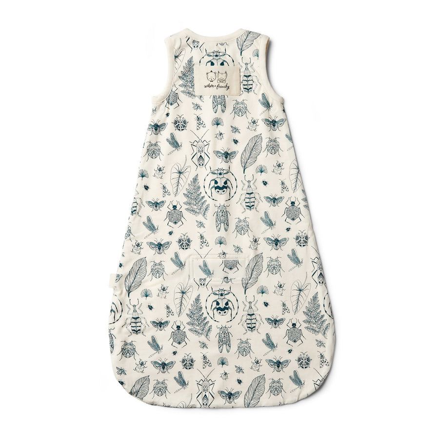 Organic Creepy Crawly Sleeping Bag