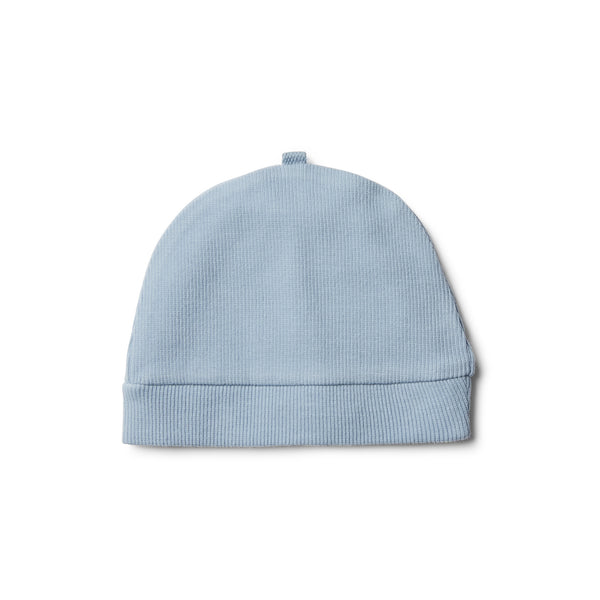 Dusty Blue Beanie - Wilson and Frenchy