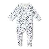 GEO PLAY LONG SLEEVE ZIPSUIT