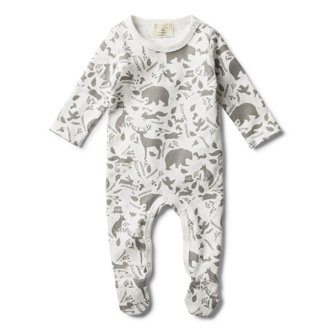 WILD WOODS GROW SUIT - Wilson and Frenchy