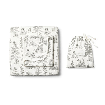 ORGANIC PETIT FORET COT SET - Wilson and Frenchy