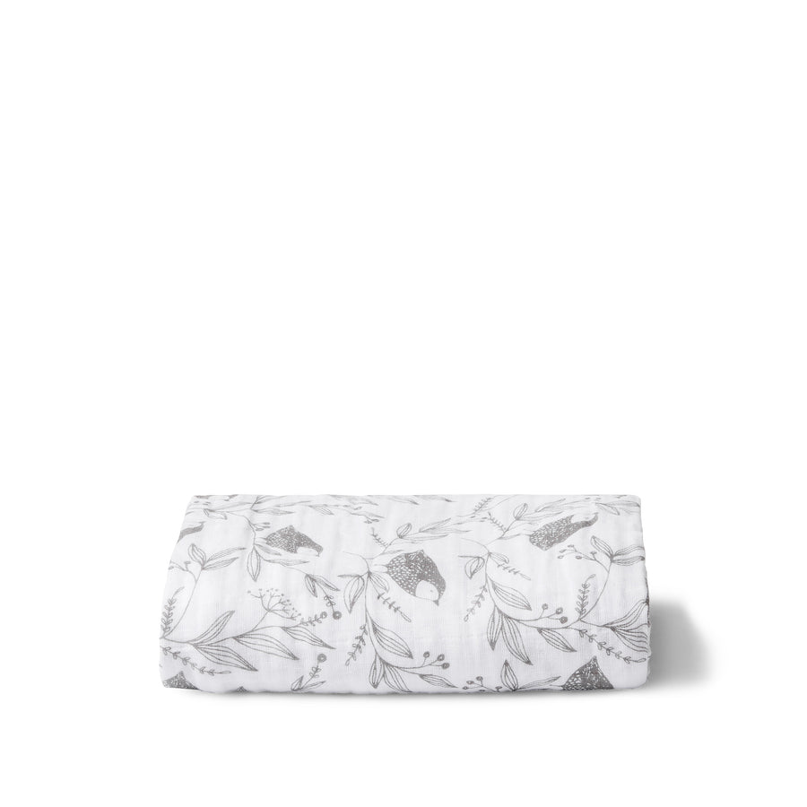 LITTLE FLOW MUSLIN WRAP - Wilson and Frenchy