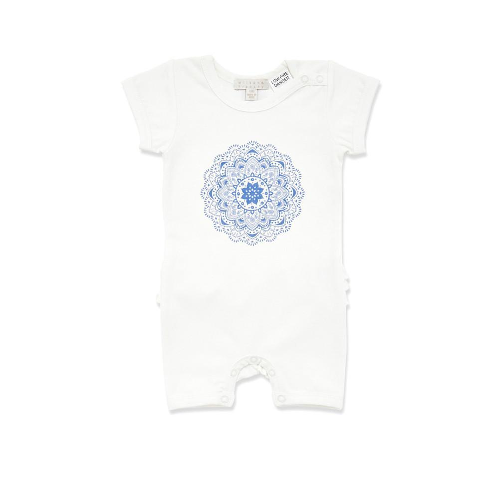 PRETTY MANDALA GROWSUIT