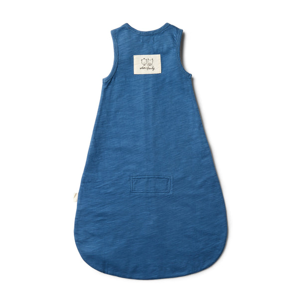 Deep Blue Sleeping Bag - Wilson and Frenchy