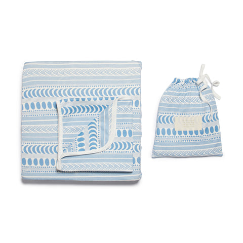 MOON AZTEC BASSINET SHEET SET - Wilson and Frenchy