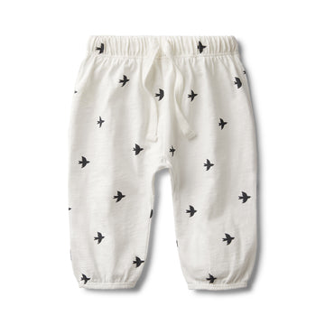 FLY AWAY SLOUCH PANT - Wilson and Frenchy