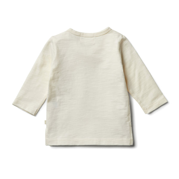Little Hop Long Sleeve Top - Wilson and Frenchy