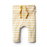 Organic Jojoba Stripe Legging - Wilson and Frenchy