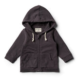 Castle Rock Hooded Jacket with Zip - Wilson and Frenchy