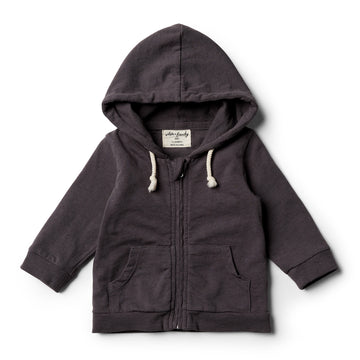 Castle Rock Hooded Jacket with Zip