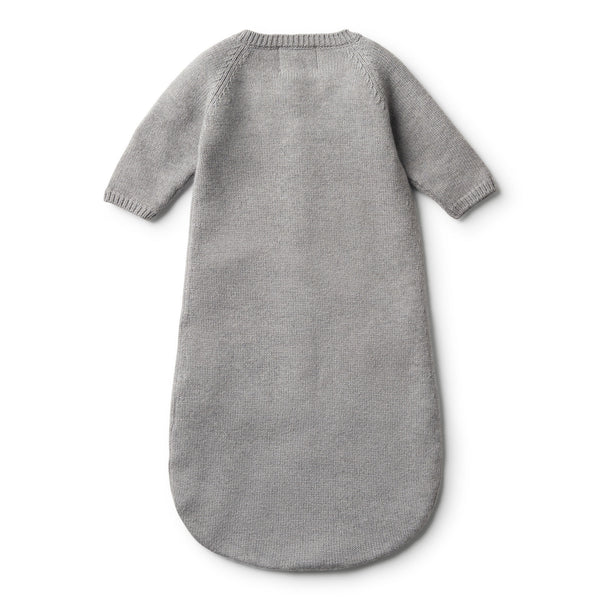 LUXE WOOL KNITTED COCOON SLEEPER - Wilson and Frenchy