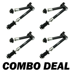 "Combo of 4 pcs 11"" Tough Friction Arm"