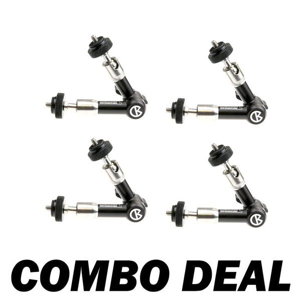 "Combo of 4 pcs 7"" Tough Friction Arm"