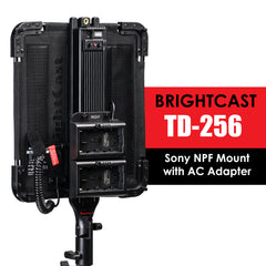 BrightCast TD-256 with AC Adapter
