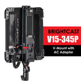 BrightCast V15-345P with AC Adapter
