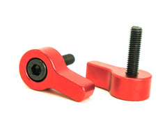 Red Nut Screw