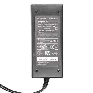 AC Adapter for the Kamerar Brightcast LED Panel