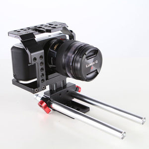 Pico Cage for BMPCC with Rod Holder Kit