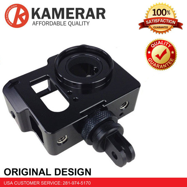 KamPro GoPro Cage for GoPro Hero 3/3+