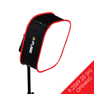 "Kamerar D-Fuse Medium LED Light Panel Softbox: 9.25""x9.25"" Opening"